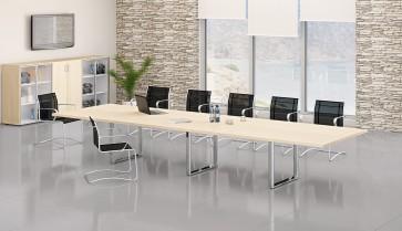 Tables de conférence restilignes